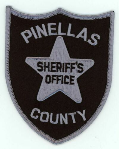 PINELLAS COUNTY SHERIFF FLORIDA FL NICE NEW SUBDUED SWAT PATCH POLICE