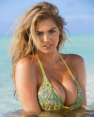 Kate Upton 8X10 Hollywood Celebrity Photo 8 X 10 Color Picture 1715