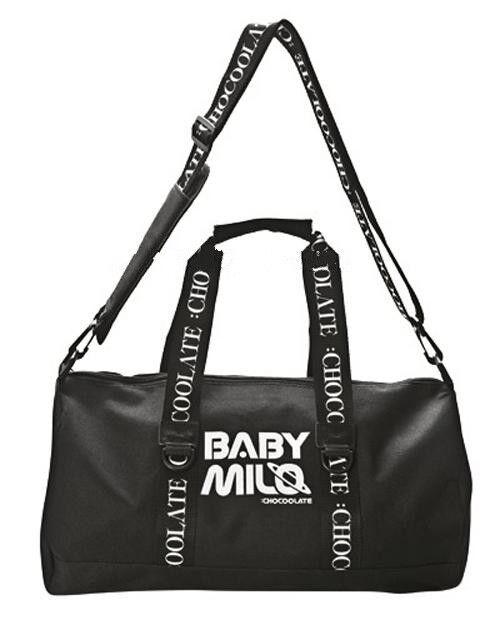 New Men Women Baby Milo & Chocoolate Shoulder Handbag Travel