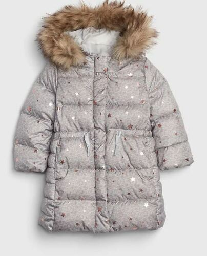 Gap Girl Toddler ColdControl Max Long Puffer NWT 2T 3T