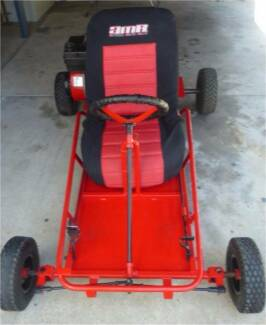 Go Cart Kenbar U.S.A. Price Dropped from $700 to $600