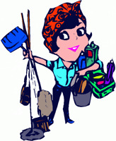 Need a house cleaner?