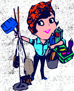 House Cleaner Available Kitchener / Waterloo Kitchener Area image 1