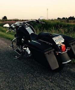 Harley Davidson softtail deluxe low Kms