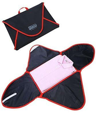 Packing Folder Board For Travel - Folding Organizer Keeps Clothes Wrinkle Free (Folding Board For Clothes)