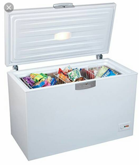 Beko Chest Freezer Suitable For Outdoor In Sheffield