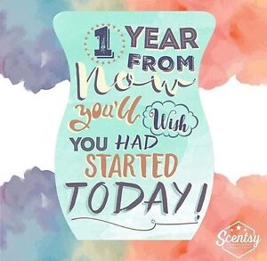 Ever thought of joining Scentsy?