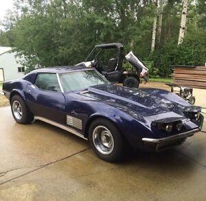 1972 corvette stingray
