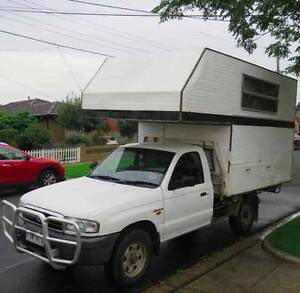 Perfect condition motor home! With solar energy. West Footscray Maribyrnong Area Preview