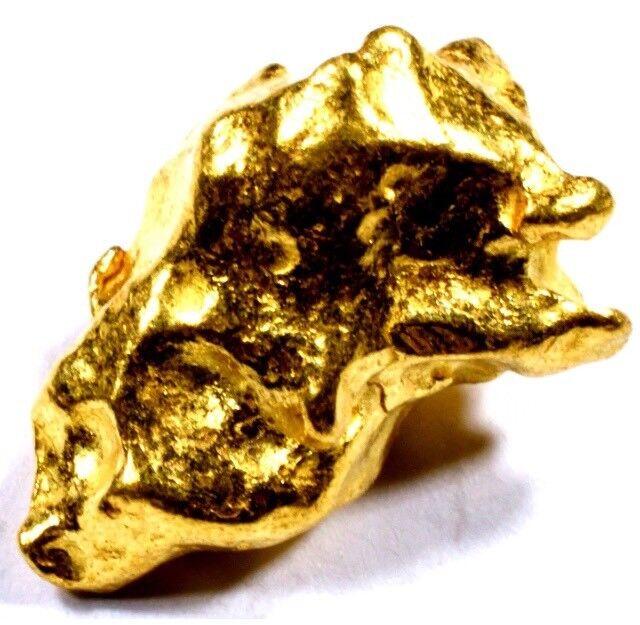 .300+ GRAMS ALASKAN YUKON BC NATURAL PURE GOLD NUGGET HAND PICKED FREE SHIPPING