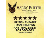 Harry Potter and Cursed Child 5 Aug 2018