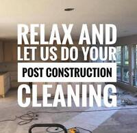 POST CONSTRUCTION CLEAN-UP - RESIDENTIAL & COMMERCIAL