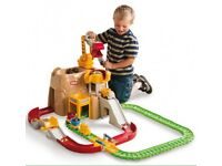 Little tikes Big Adventures Construction Peak Rail & Road
