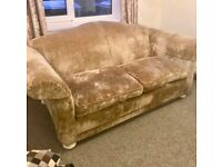 Laura Ashley sofa and to wingback chairs