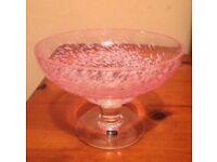 Caithness Glass Bowl
