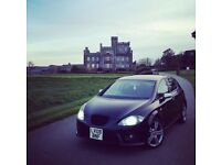 £4000, Seat Leon FR 08, Black, Stage 1 Remap, 93k, Great condition,