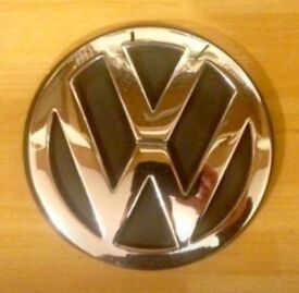 GENUINE VW VOLKSWAGEN REAR BADGE