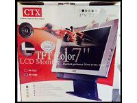 CTX 722 17inch pivotal Computer Monitor