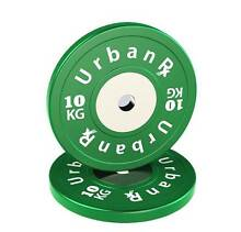 Brand New 140kg Olympic Bumper Plate Set Crossfit Weightlifting Peakhurst Hurstville Area Preview