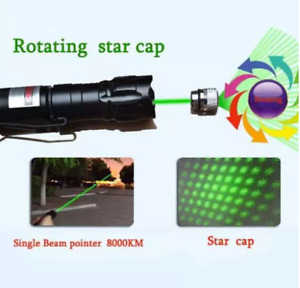 Brand New High Powered Laser Pointer 532NM Military style