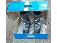 Wulf kids Motocross boots