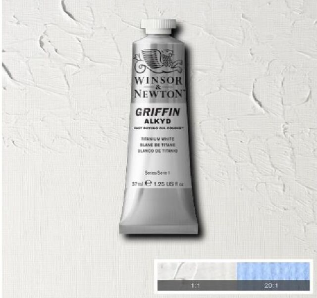 Winsor & Newton Griffin Alkyd Fast Drying Oil Colour (37ml)