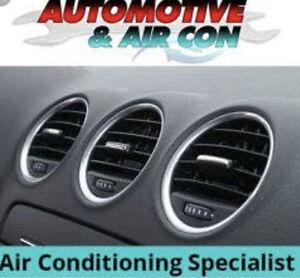 Car airconditioning  regas  technician $99  free system flush Altona Hobsons Bay Area Preview
