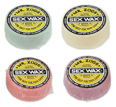 Hockey Stick Wax - Mr. Zogs Sex Wax Hockey Stick Wax