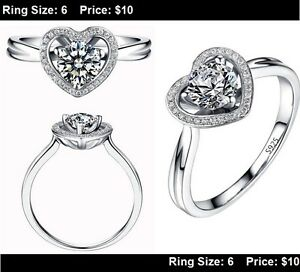 **BRAND NEW** Engagement Rings Promise Rings LOTS TO CHOOSE FROM Cambridge Kitchener Area image 9