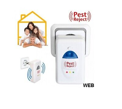 Pest Reject - Scacciatopi Y Scacciainsetti Eléctrico