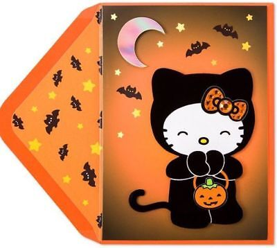 Papyrus Hello Kitty Mask Gems Cat Costume Sweet Treats Amazing Halloween Card](Awesome Guy Halloween Costumes)