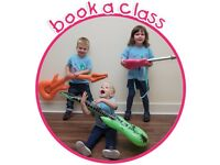 DIDDI DANCE - preschool classes for boys and girls!