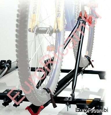 Portabicicletas De Techo Peruzzo Uni-Bici - Portabicicletas Universal Acero 320