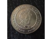 Uncirculated Five Pound Coin