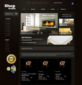 template professional listing template full online ebay shop design