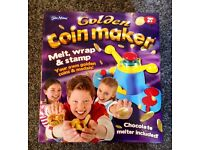 Chocolate coin maker
