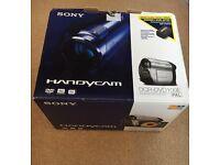 Handy cam -Sony DCR DVD108e