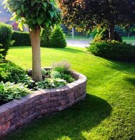 Fine Line ~ Lawn Care/Landscaping •Spring Clean ups•