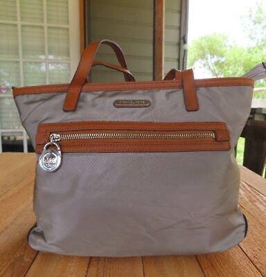 Michael Kors Kempton nylon tote handbag shoulderbag purse