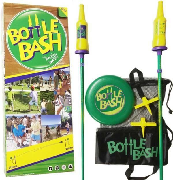 Bottle Bash | Backyard Game | Tailgate Game