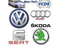 VCDS (Vag-Com) - Fault code scanning, coding, tweaks, diagnostics, VW, Audi, Seat, Skoda, VAG