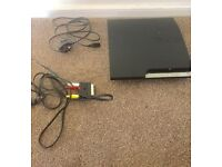FAULTY PS3 120GB RLOD RED LIGHT OF DEATH PLAYSTATION 3 CONSOLE