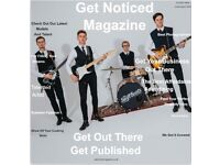 We are looking for well established singers and bands for our magazine