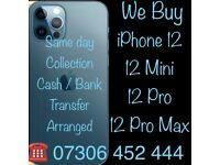 ✅ WANTED IPHONE 12, 12 MINI, 12 PRO, 12 PRO MAX, 11, 11 PRO, X, XS, NEW OR USED TOP PRICES PAID