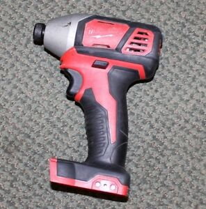 MILWAUKEE 18V TOOLS (TOOL ONLY)