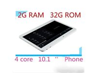 "10""3G phone call tablet android 4.4 2gb+32gb"