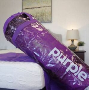 Purple The Bed - King Size Mattress