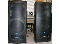Mackie SR1530Z Active Speaker £1000 for the pair very good condition worth £2,500 Limited Edition