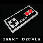 Geeky Decals