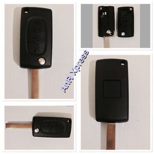 3 boutons clapet coque de porte cl t l commande h lice pour citroen c2 c3 c4 ebay. Black Bedroom Furniture Sets. Home Design Ideas